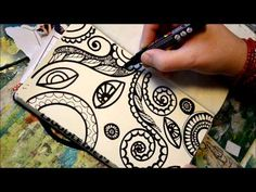 This is really fun to watch. Amazing!! :-)  Great tutorial...view at full screen to see detail.