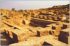 Harappa, Ganeriwala, Mohenjo-Daro, Lothal & Banawali  ---  Adam and Eve's twin sons Ganeri and Harapp · Read more