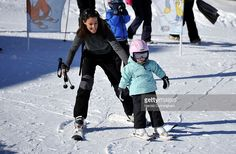 10 FEBRUARY 2015  Prince Joachim and Princess Marie on holiday in Villars Princess Marie of Denmark and Prince Joachim of Denmark, Prince Nikolai of Denmark, Princess Athena of Denmark, Prince Felix of Denmark and Prince Henrik of Denmark attend the Danish Royal family annual skiing photocall whilst on holiday on February 10, 2015 in Col-de-Bretaye near Villars-sur-Ollon, Switzerland.