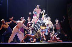 Viaggio - by iL CiRCo rocked the theater at Pechanga Casino!
