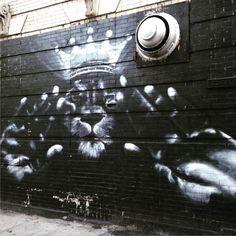 """2 Likes, 2 Comments - Brooklyn Graffiti Tour (@brooklyn_graffiti_tour) on Instagram: """"Artwork at #JMZwalls"""""""