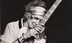 Under The Influence, Netflix documentary about Keith Richards  Rolling Stones guitar player is filmed as he records his first solo album in 23 years in a new documentary coming to Netflix 18 September, 2015