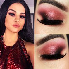 selena gomez amas 2015 makeup - Buscar con Google