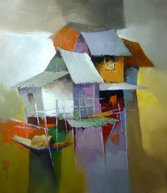 Ngoc Thang Artist / Abstract 6