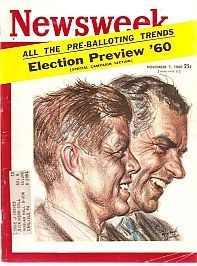 "November 7, 1960 ""Newsweek"""