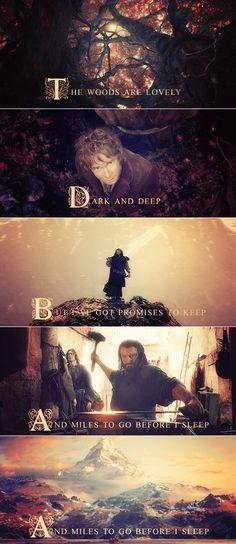 The Hobbit  ♡
