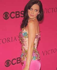 Katy Perry - Love this bustier!