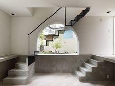 stairs, stairs, everywhere
