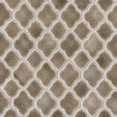 Moroccan Mesh-Mounted Mosaic Field mediterranean bathroom tile (mesh mounted & Morrocan tile dont go together) love this tile though