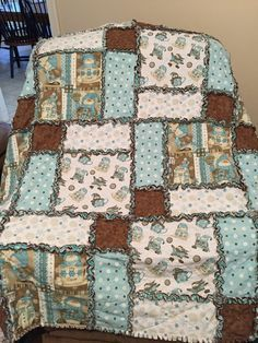 How to Make a Rag Quilt More