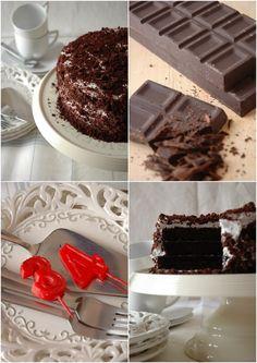 Tarta del Diablo de Chocolate