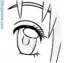 Tipos de Ojos Anime – Tutorial para dibujar y aprender | Dibujanime!