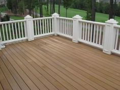 1000 images about wants for the dream house on pinterest for Staining trex decking
