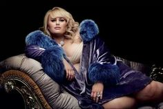 Rebel Wilson-werk!