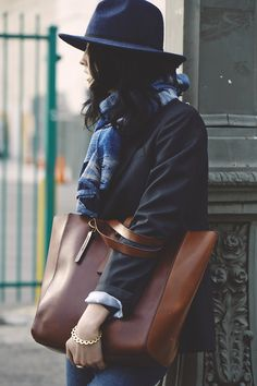 The Point Tote, a Paisley Scarf, Panama Hat and statement rings. Everything you need this fall.