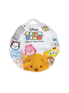 Hot topic Tsum Mystery stack Pack series 1.. Click the pin to pick one up today.