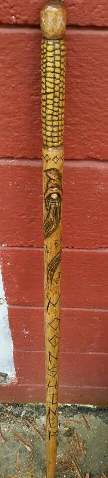 Moonshine Walking Stick