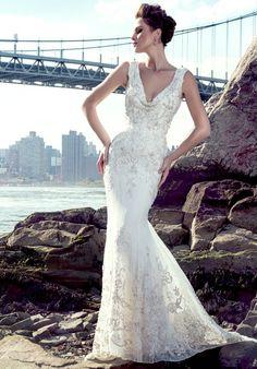 Stephen Yearick KSY86 Wedding Dress - The Knot