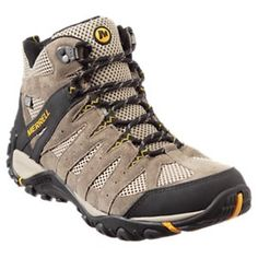 Count on sure-footed comfort all summer long with the Accentor 2 Mid Vent Waterproof Hiking Boots for men from Merrell®. Packed with Merrell comfort and performance technologies, these boots take. Timberland Hiking Boots, Mens Hiking Boots, Men Hiking, Hiking Shoes, Hiking Gear, Snow Boots, Winter Boots, Stylish Mens Fashion, Waterproof Hiking Boots