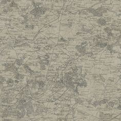 """""""Vintage Map"""" from the Passport collection"""