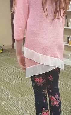 Una escuela humilló a una niña de 11 años por ir vestida con leggings y la obligaron a cambiarse