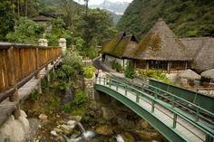 Aguas Calientes - Cusco Peru