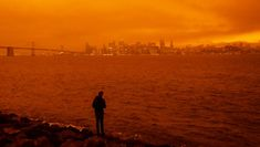 Brände in Kalifornien am 9. September: Schon im Jahr 2070 könnten weltweit 3,5 Milliarden Menschen in Gebieten wohnen, in denen so hohe Temperaturen herrschen, dass ein Überleben kaum möglich ist Celestial, Sunset, Outdoor, Usa, September, Exploring, Science, California, Fire