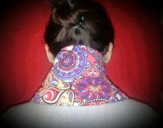 Hot Pack cervical. Manzanilla lavanda. Romero