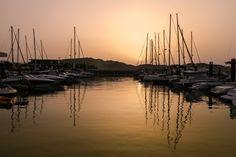Photograph Anoitecer na marina by Paulo Barata on 500px