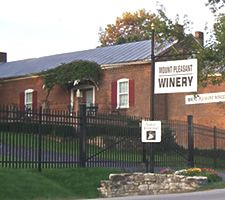 Mt. Pleasant Winery, Augusta, MO