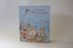Kinderboek 'Zijn we er bijna?'