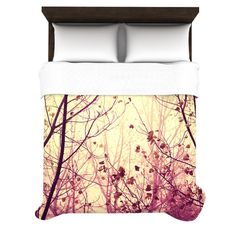 "Clean Style... Ingrid Beddoes ""My Secret Garden"" Duvet Cover 