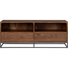 Modern storage furniture designed for urban living. Browse for sleek credenzas, home bar carts, modern dressers, cabinets and more. Modern Furniture, Home Furniture, Console Furniture, Media Furniture, Furniture Shopping, Furniture Design, Media Storage, My Living Room, Living Spaces