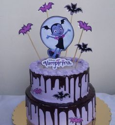Image result for vampirina birthday cake
