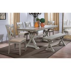 Found it at Wayfair - Lia Dining Table