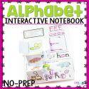 Alphabet Interactive Notebook - Life Over Cs Letter Recognition Kindergarten, Interactive Notebooks, Alphabet, Teaching, Lettering, Life, Alpha Bet, Drawing Letters, Education