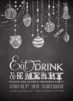 Chalkboard art quote ToniKami ⊱CհαƖҜ ℒЇℕ℮⊰ Eat drink & be merry a. - Chalkboard art quote ToniKami ⊱CհαƖҜ ℒЇℕ℮⊰ Eat drink & be merry awesome-wedding-i… - Chalkboard Art Quotes, Blackboard Art, Chalkboard Writing, Chalkboard Lettering, Chalkboard Designs, Chalkboard Ideas, Wedding Chalkboard Art, Chalkboard Drawings, Lettering Art