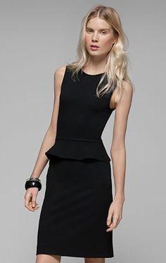 Women's Dress - Dellera Stretch Viscose Dress - Theory.com