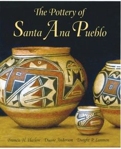 Image detail for -BARNES & NOBLE | The Pottery of Santa Ana Pueblo by Francis Harvey ...