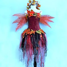 Fairy Costume  Adult bust size 36  38  The Autumn by FairyNanaLand, $410.00 Pinned for skirt ideas