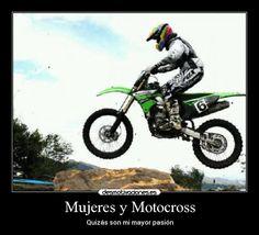 imagenes de motocroos del 94   Mujeres y Motocross   Desmotivaciones