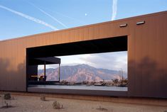 Image 13 of 27 from gallery of Desert House / Marmol Radziner. Photograph by Joe Fletcher Photography