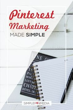The ultimate Pinterest Marketing course. Keep your Pinterest strategy simple and strategic. | Pinterest tips