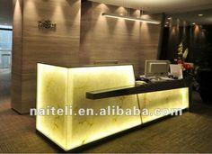 Translucent Backlit Onyx Counter