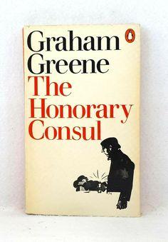 First Print Penguin Paperbacks 1974 The Honorary Consul by Graham Greene used Graham Greene, Penguins, Books, Ebay, Libros, Book, Penguin, Book Illustrations, Libri