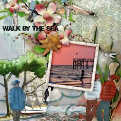 The Walk by BooLand Designs available at Scrapbook Bytes!