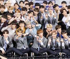 Cre: the owner/as logo Best Kpop, Produce 101 Season 2, K Idol, Kpop Fanart, Seong, Boyfriend Material, Entertaining, Lee Daehwi, Seventeen