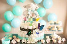 Торт из подгузников своими руками - Блог о праздниках