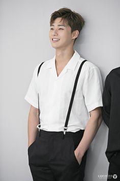 Korean Fashion – Designer Fashion Tips K Park, Oppa Gangnam Style, Park Seo Joon, Big Bang Top, Handsome Korean Actors, Korean Fashion Men, Emo Fashion, Gu Family Books, Kdrama Actors