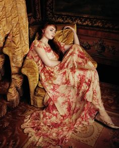 Sophie Turner by Dima Hohlov for The EDIT Magazine